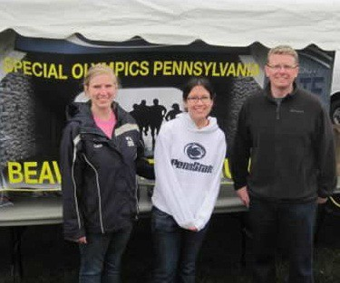 Special Olympics Group