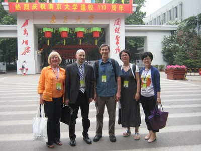 Faculty in China