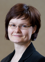 """Corina Graif receives NIH award for her project """"Big Data and Network Analysis of Children's Health"""""""