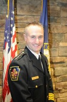 Criminology alum named chief of police at University Park