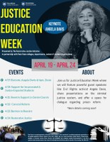 Join Us For Justice Week!