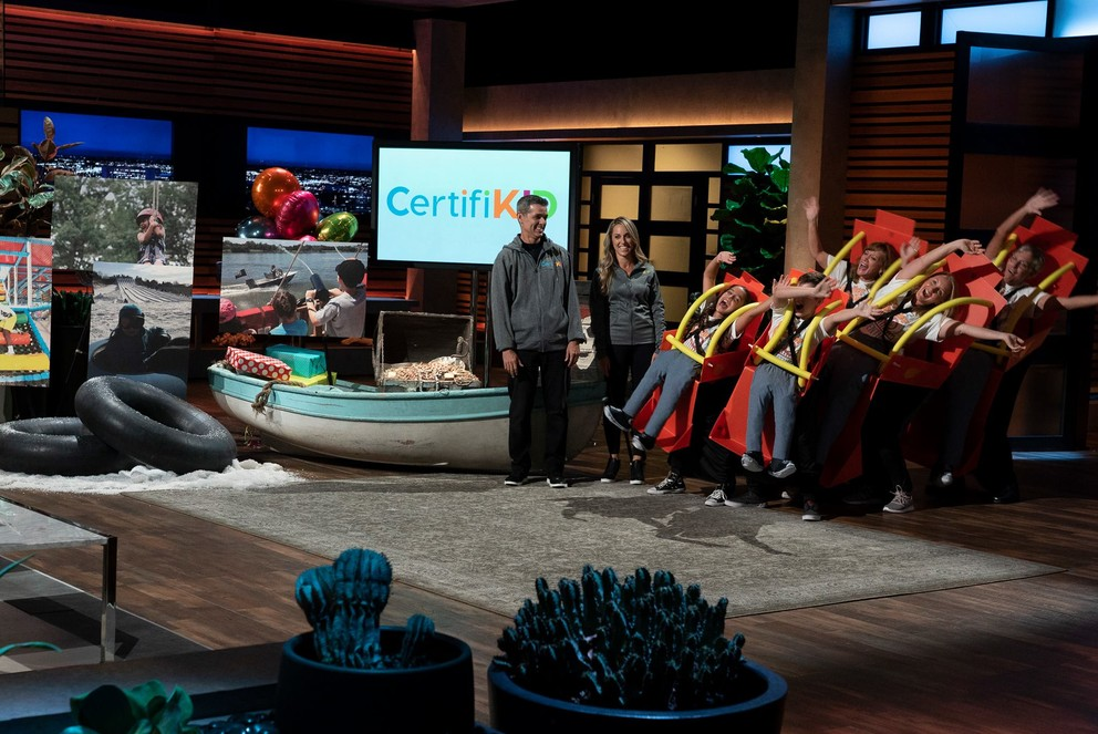 Liberal Arts Alumna Hooks Deal on 'Shark Tank,' Accepts $600,000 Investment