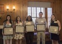 Outstanding alumni and undergraduate students honored at the 2018 Department of Sociology and Criminology Award Ceremony
