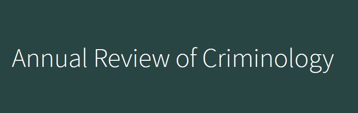 Penn State Is Tied for the Most Contributing Authors in the Inaugural Issue of Annual Review of Criminology