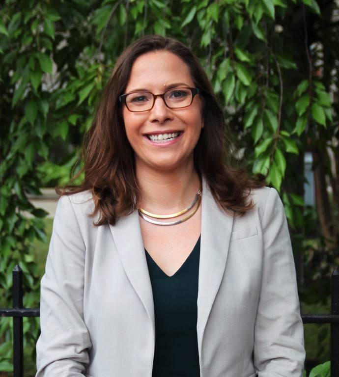 PSU Alumna Combats Foreign Interference in U.S. Elections