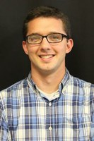 Recent graduate Wade Jacobsen receives Gene Carte Student Paper award