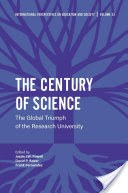 The Century of Science, edited by Dr. David Baker, wins Association for the Study of Higher Education Award