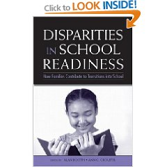 Disparities in School Readiness